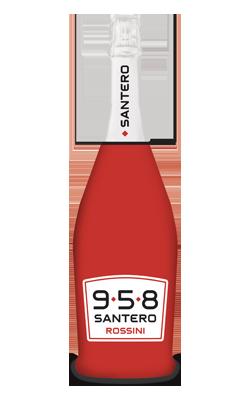 1 bottiglia 958 ROSSINI