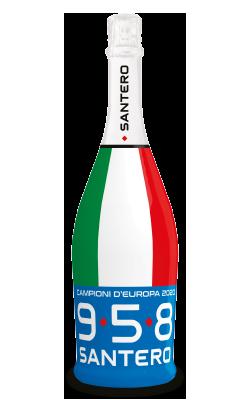 3 bottiglie 958 AZZURRI...