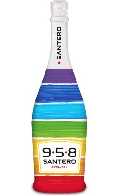 1 bottiglia 958 ARCOBALENO